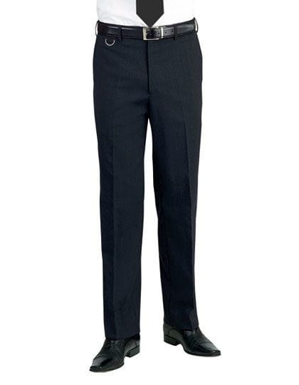 One Collection Mars Trouser Black