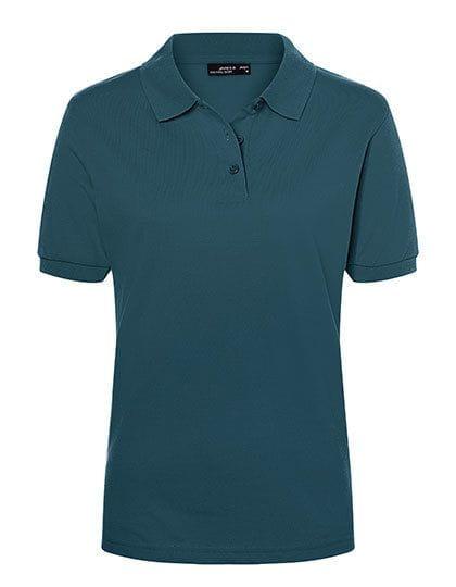 Das Poloshirt für die Frau (klassisch geschnitten) - James & Nicholson