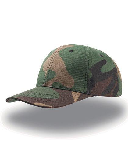 Start Six Cap Camouflage
