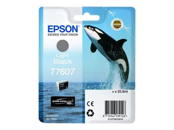 Epson Tintenpatronen C13T76074010 4