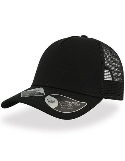 Rapper Recycled Cap Black / Black