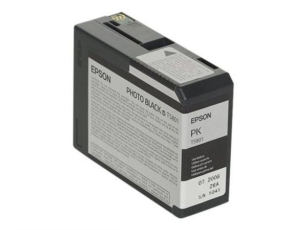 Epson Tintenpatronen C13T580100 1