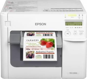 Epson Drucker C31CD54012CD 4