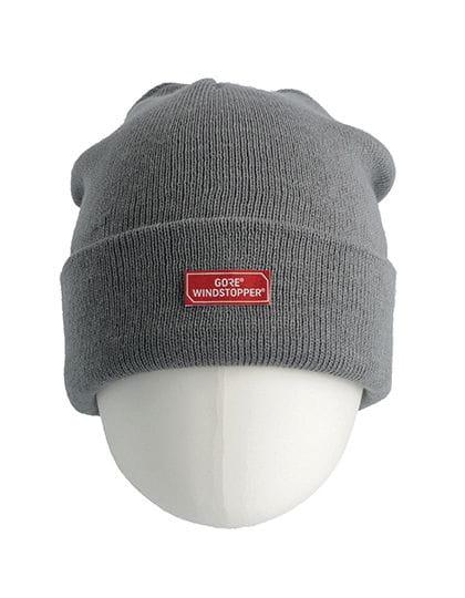 Icy Windstopper Hat Dark Grey