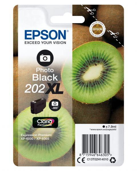 Epson Tintenpatronen C13T02H14010 2