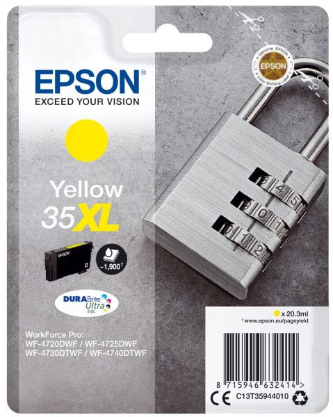 Epson Tintenpatronen C13T35944010 1