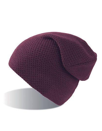 Snobby Hat Burgundy
