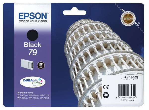 Epson Tintenpatronen C13T79114010 1