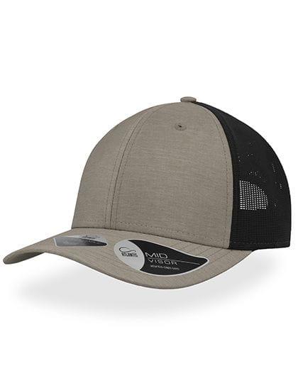 Whippy Cap Grey Melange