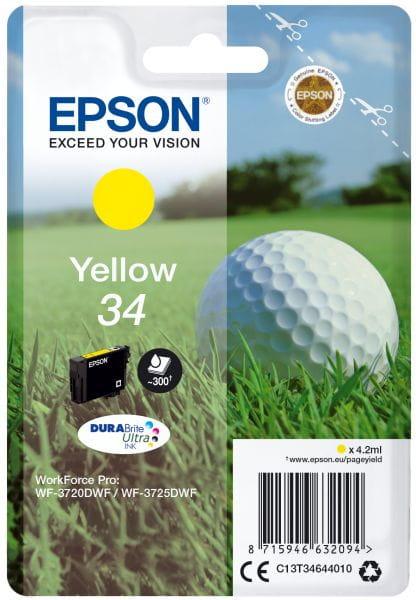 Epson Tintenpatronen C13T34644010 2