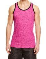 Pink (Black Heather)