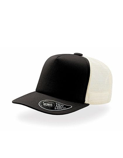Record - Trucker Cap Black