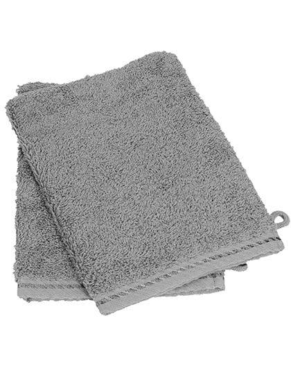 Washcloth Anthracite Grey