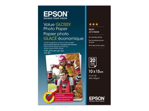 Epson Papier, Folien, Etiketten C13S400037 1