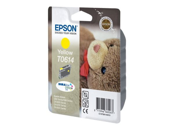 Epson Tintenpatronen C13T06144010 1