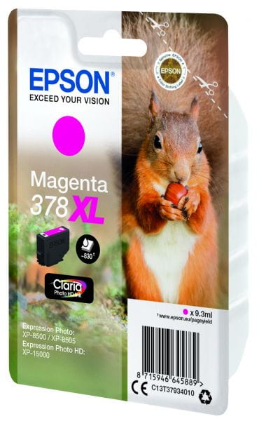 Epson Tintenpatronen C13T37934010 4