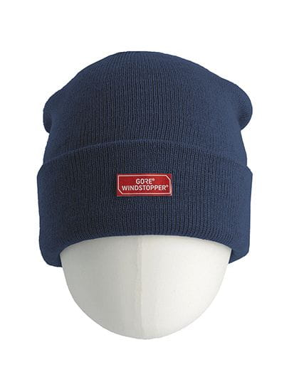 Icy Windstopper Hat Navy