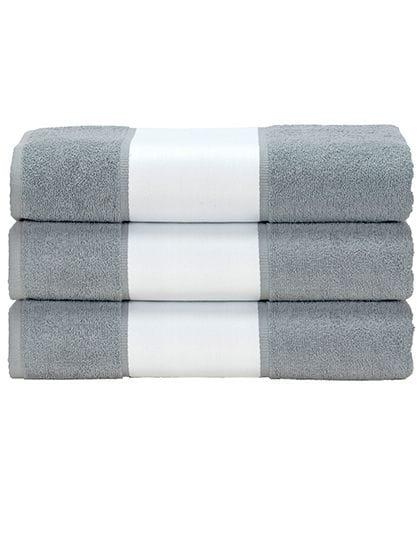 SUBLI-Me® Hand Towel Anthracite Grey