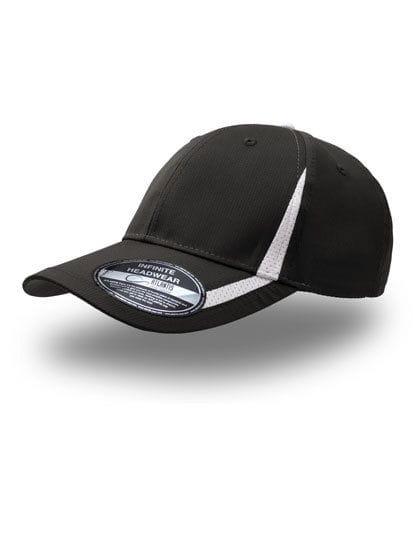 Jogging Cap Black / Grey