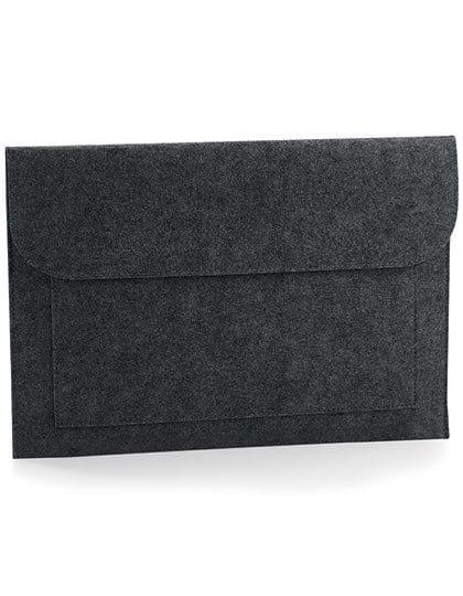 Felt Laptop / Document Slip Charcoal Melange