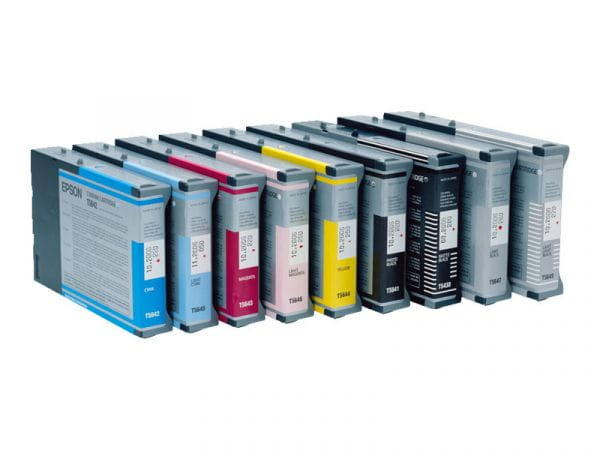 Epson Tintenpatronen C13T605700 3