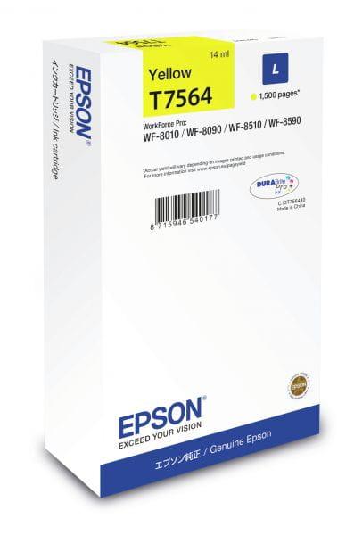 Epson Tintenpatronen C13T756440 1