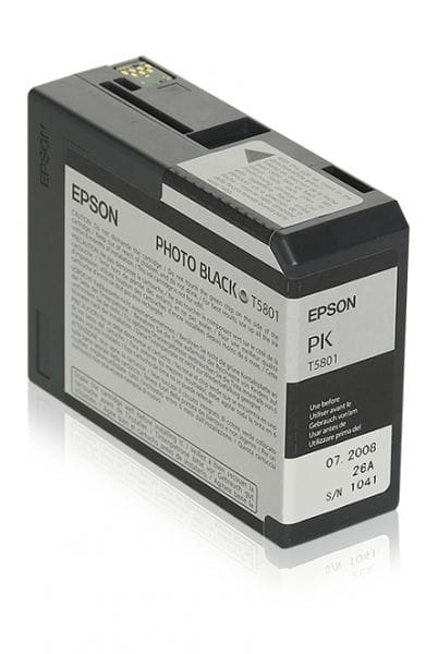 Epson Tintenpatronen C13T580100 2
