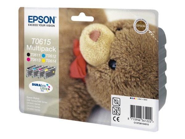 Epson Tintenpatronen C13T06154010 1