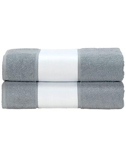 SUBLI-Me® Sport Towel Anthracite Grey