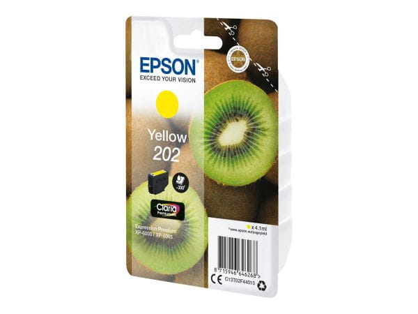 Epson Tintenpatronen C13T02F44010 3