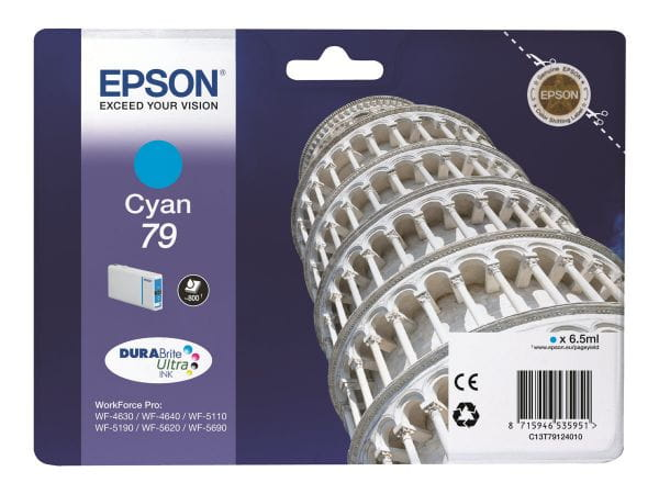 Epson Tintenpatronen C13T79124010 2
