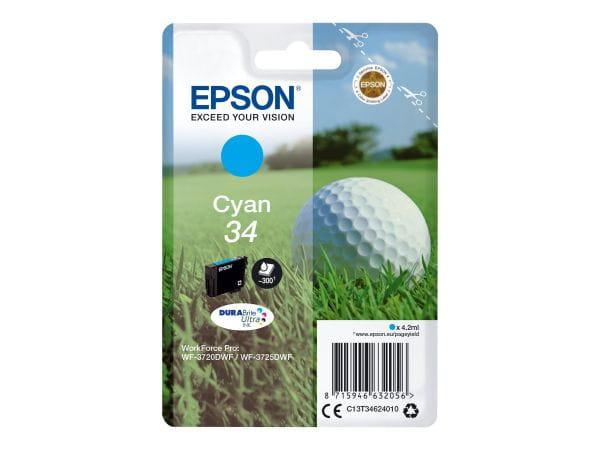 Epson Tintenpatronen C13T34624010 3