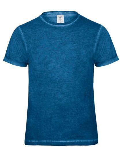 T-Shirt DNM Plug In / Men Blue Clash