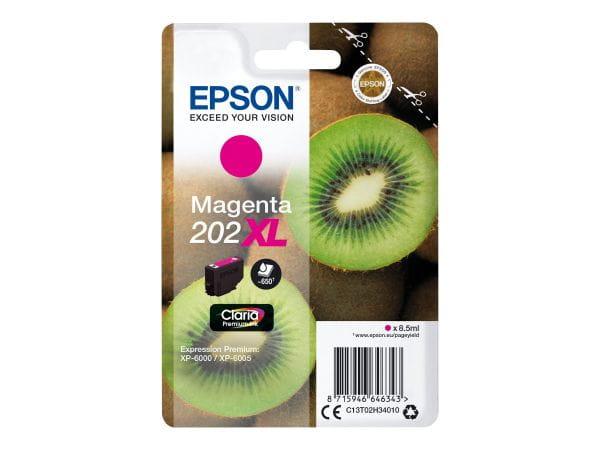 Epson Tintenpatronen C13T02H34010 1