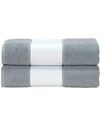 SUBLI-Me® Bath Towel Anthracite Grey