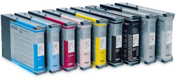 Epson Tintenpatronen C13T602600 2