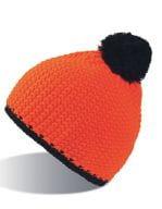 Orange Fluo / Black