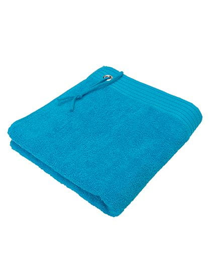 Premium Sport Hand Towel Acqua (Aqua)