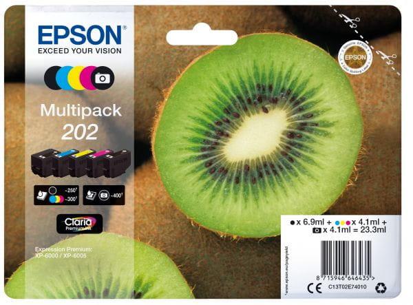 Epson Tintenpatronen C13T02E74010 1