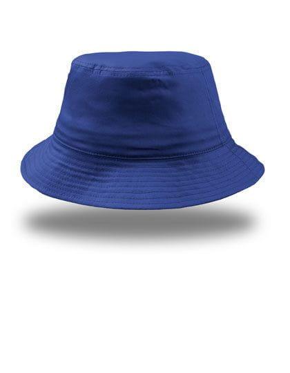 Bucket Cotton Hat Royal
