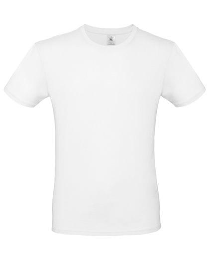 T-Shirt #E150 White