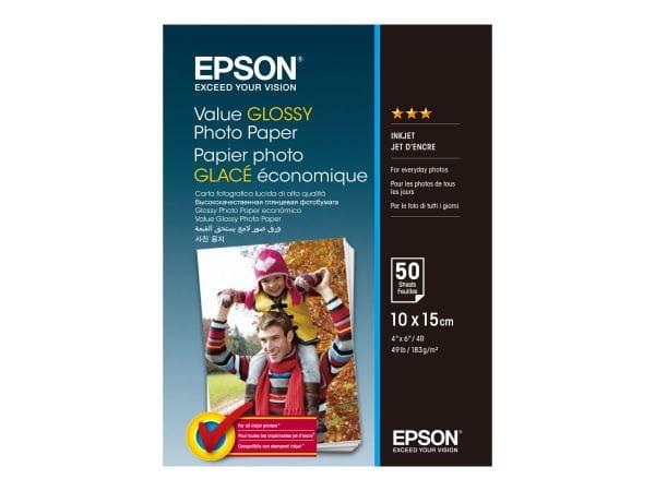 Epson Papier, Folien, Etiketten C13S400038 1