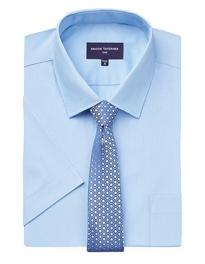 Vesta Short Sleeve Shirt Blue