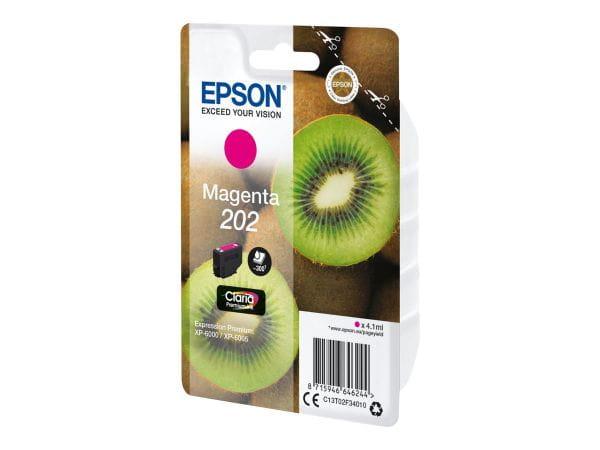 Epson Tintenpatronen C13T02F34010 3