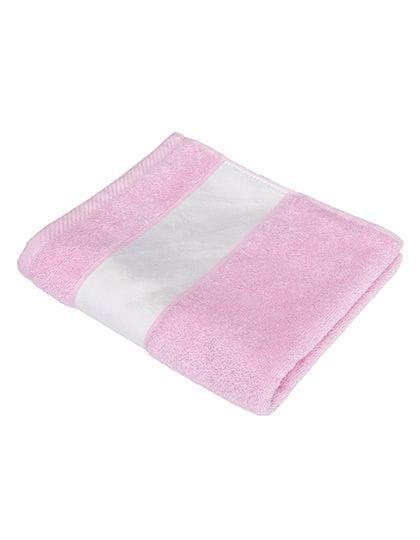 Sublim Guest Towel Baby Rose (Rose)