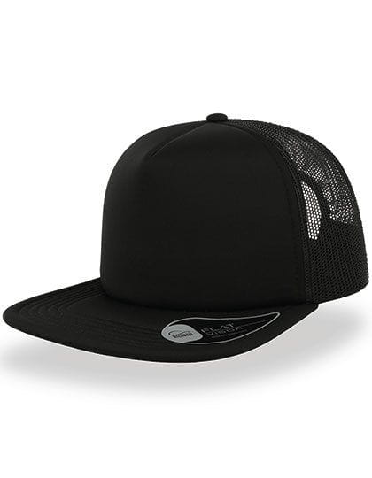Snap 90S Cap Black / Black