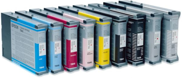 Epson Tintenpatronen C13T605600 4
