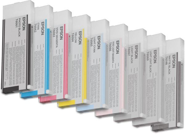 Epson Tintenpatronen C13T606100 1