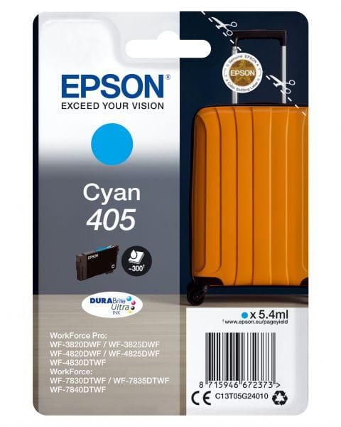Epson Tintenpatronen C13T05G24010 2