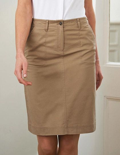 Business Casual Collection Austin Chino Skirt